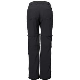 VAUDE Farley IV ZO Pantalones Mujer, black